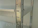 Полочный стеллаж 1800х710х310х5п.метал, фото 6