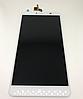 Оригинальный дисплей (модуль) + тачскрин (сенсор) для Doogee Y6 Max (белый цвет)