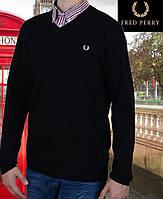 Свитер мужской Fred Perry-114 черный