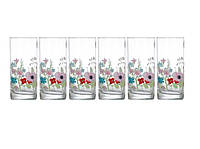 Набор стаканов Luminarc Amsterdam Rose Pompon N3684 (270 мл, 6 шт)