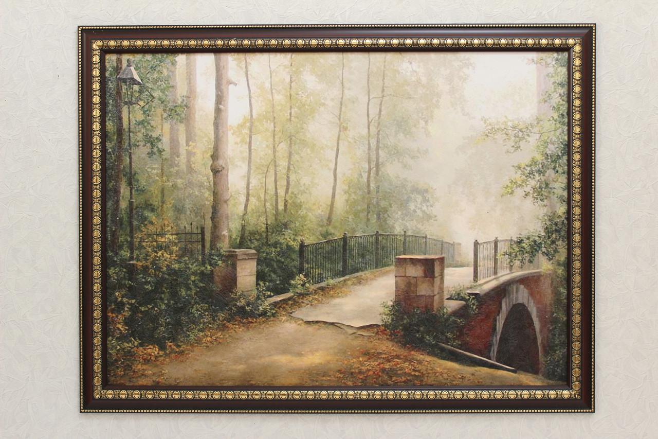 """Картина """"Арочный мостик"""""""