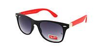 Модные солнцезащитные поляризующие очки Ray Ban wayfarer