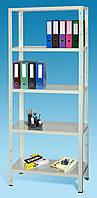 Полочный стеллаж 1770х700х300х5п.метал