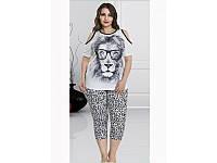 Домашняя одежда Lady Lingerie - 220 2XL комплект Код  2000022070393