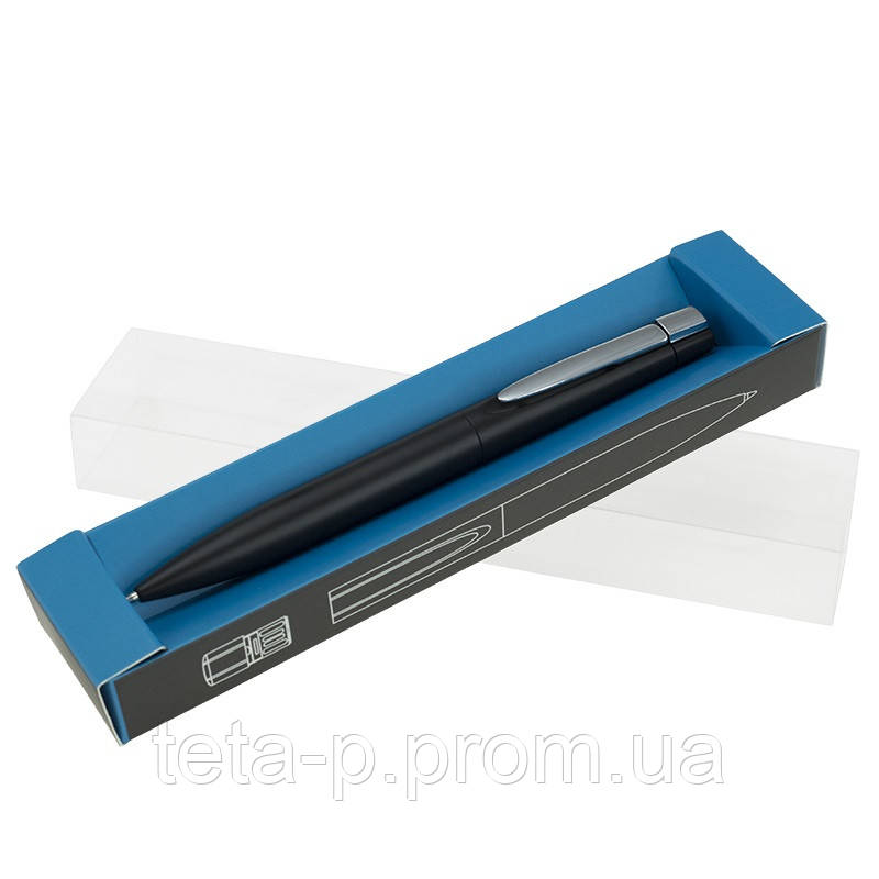 Ручка-флешка металлическая, 16 GB
