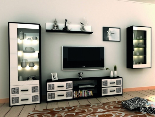 Греческий стиль в дизайне мебели.