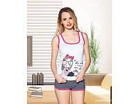 Домашняя одежда Lady Lingerie - 3734 L комплект Код  2000008470087