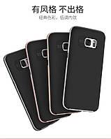 Чехол бампер Carbon для Samsung Galaxy S6 G920 (4 цвета)
