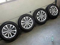 18 оригинальные колеса диски на Audi Q5