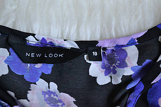 Цветочное короткое платье New Look, фото 3