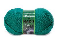 Nako Astra зеленая бирюза  № 181