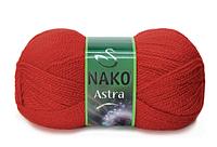 Nako Astra вогненно-червоний № 207