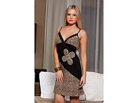 Домашняя одежда Lady Lingerie - 6059 L сарафан Код  3895