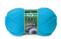 Nako Astra бірюзовий № 235