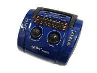 Бумбокс колонка Pu Xing Rec MP3 USB радио