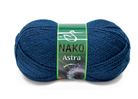 Nako Astra синій № 517