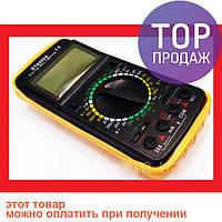 Мультиметр DT 9205A Тестер / Ручной измерительный прибор