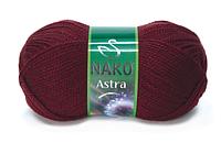 Nako Astra бордовий № 999
