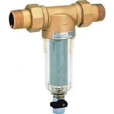 Монтаж и обслуживание механических фильтров очистки воды
