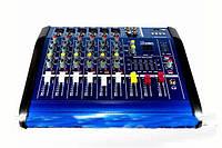 Активный аудио микшер Mixer BT-6200D 7ch, звуковой микшер