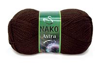Nako Astra коричневий № 1182