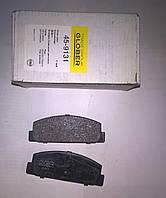 Тормозные колодки задние Mazda 6 (GG), (GH), Mazda 626 c 1997