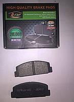 Тормозные колодки задние Mazda 6 (GG),(GH), Mazda 626 c 1997