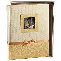 Альбом CHAKO 32*34 KC-50XL/BG SILVIA K1175 100 burgundy pages BOX