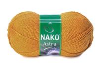 Nako Astra горчичный № 10129