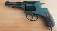 Револьвер под патрон Флобера Гром 1918 г. Укор. НКВД , фото 1