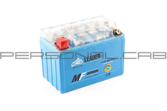 Аккумулятор 12V 9А гелевый (синий), фото 2