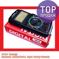 Мультиметр DT 9208A Тестер / Ручной измерительный прибор