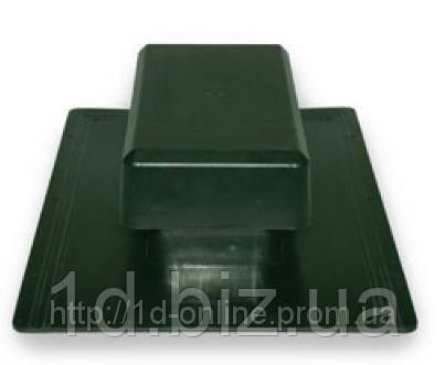 Аэратор скатный плоский Специальный, Зеленый