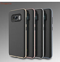 Чехол бампер Carbon для Samsung Galaxy S8 Plus (4 цвета)