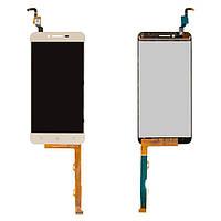 Дисплей Lenovo Vibe K5 Plus (A6020a46) Lemon 3  with touchscreen gold orig