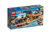 Конструктор LEGO City Внедорожник 4х4 команды быстрого реагирования (60165)