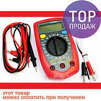 Мультиметр DT UT33C Тестер / Ручной измерительный прибор