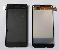 Оригинальный дисплей (модуль) + тачскрин (сенсор) для Nokia Lumia 530