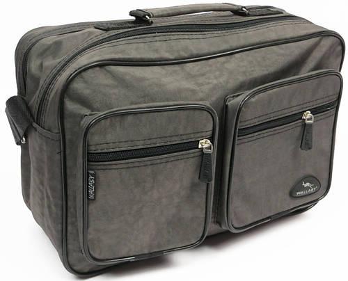 Замечательная мужская сумка Wallaby 2647 Khaki, хаки