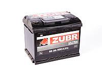 Аккумулятор ZUBR Ultra - 60A +правый 500 А