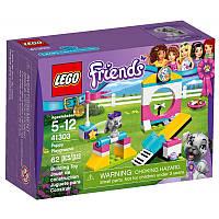 Конструктор LEGO Friends Выставка щенков: Игровая площадка (41303)
