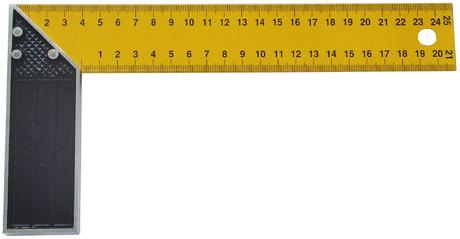 Кутник будівельний Metallic 350мм