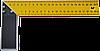 Угольник строительный Metallic 300мм