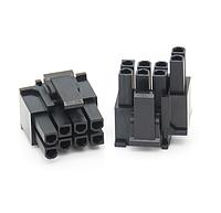 Коннектор 8pin (6+2 pin)  male graphics card GPU PCI-E PCIe Power