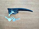 Ручка двери наружная УАЗ 452 (с ключами), фото 2