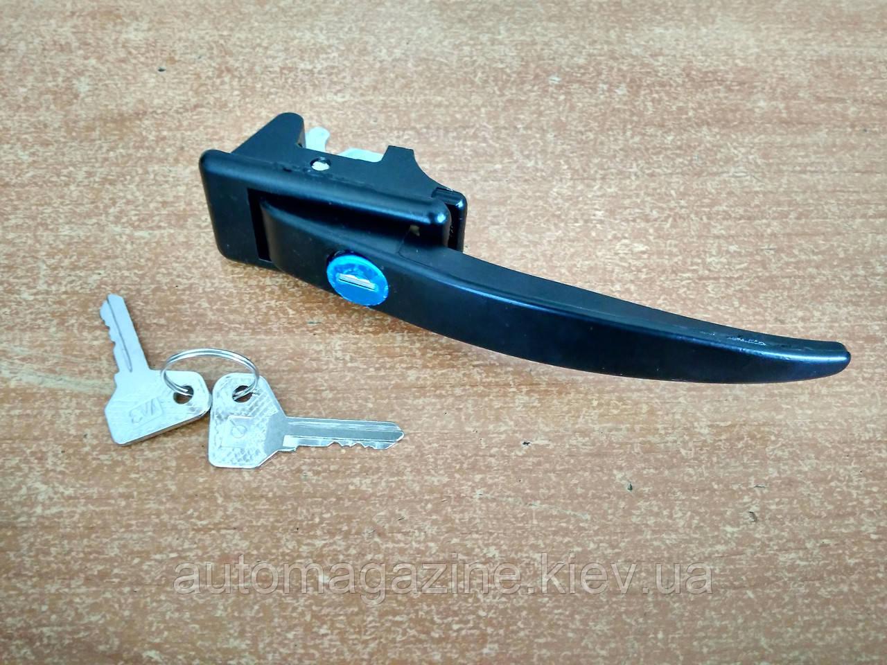 Ручка двери наружная УАЗ 452 (с ключами)