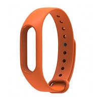Ремешок для браслета Xiaomi Mi Band 2 Orange