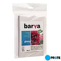 ФОТОБУМАГА BARVA Economy Глянцевая 230 г/м2 10x15 60л (IP-CE230-228)