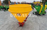Разбрасыватель удобрений Jar-Met 200-1000 л  (ручной / гидравлический)