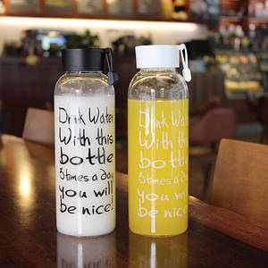 Бутылочка Drink Water 500 ml
